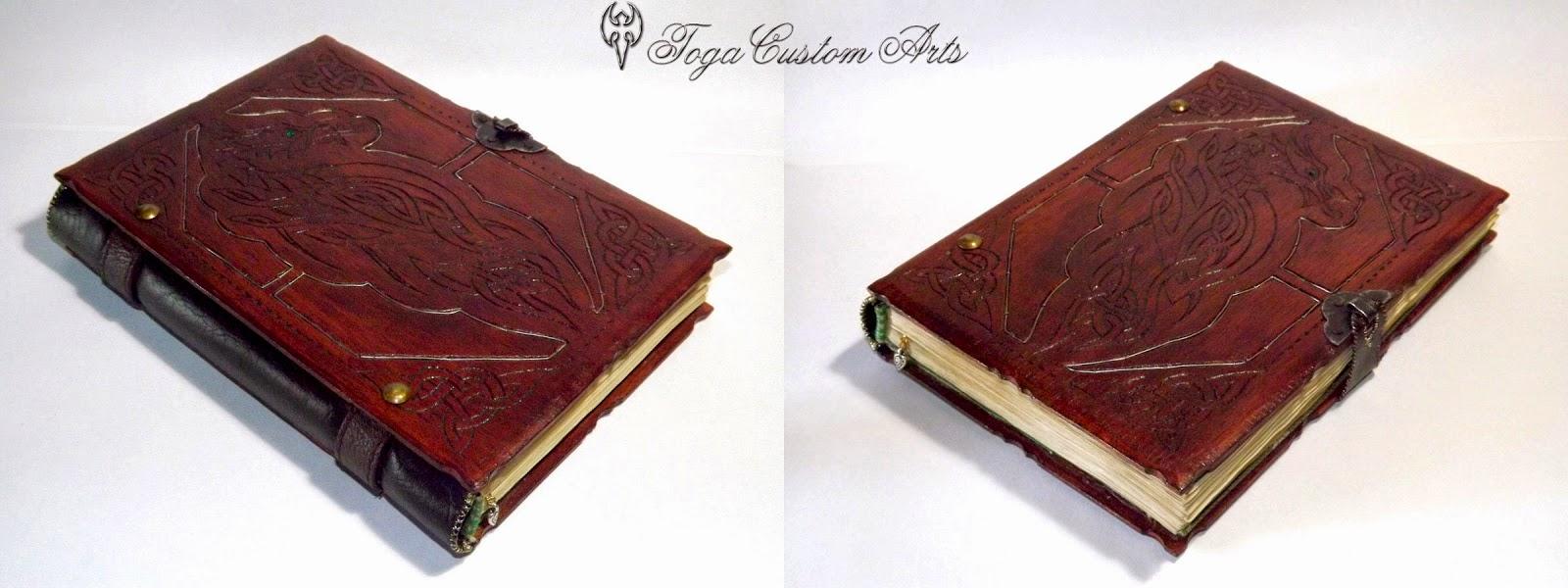 C mo hacer libros cuadernos artesanales tutorial de - Como hacer un libro antiguo ...