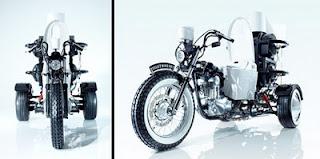 """Sepeda Motor Bertenaga """"toilet""""  dari daniel maulana"""