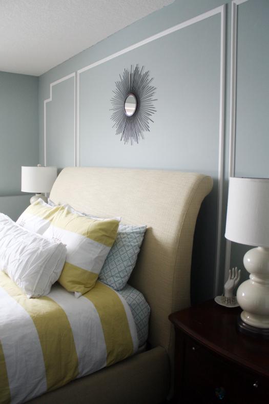 iheart organizing basement progress master bedroom magical moulding,