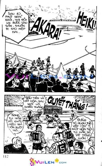 Jindodinho - Đường Dẫn Đến Khung Thành III  Tập 9 page 112 Congtruyen24h
