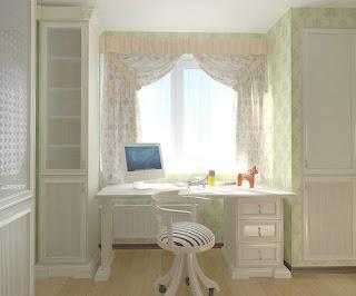 dekorasi+kamar+tidur+remaja+wanita Ide Kreatif Kamar Tidur Remaja