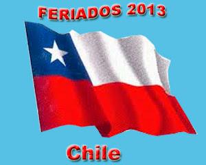 Feriados 2013