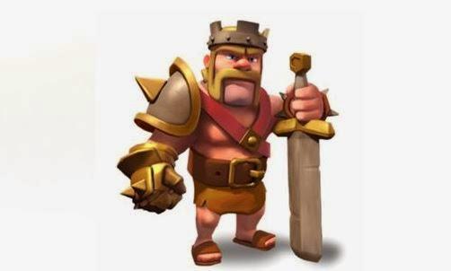 Cara Super Cepat Mendapatkan Barbarian King Clash Of Clans