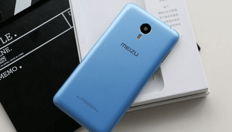 Meizu Blue Charm Metal Leaks, Comes With 2.0 GHz Octa Core Chip And Premium Metal Build!