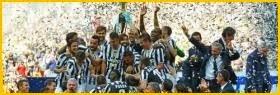 Le Juventus Campioni d'Italia
