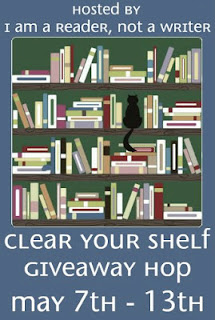 Check out my stop in the Clear Your Shelf Giveaway Hop!