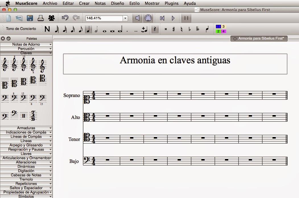 Sibelius 7 First: Superando sus limitaciones y IV - Más instrumentos ...