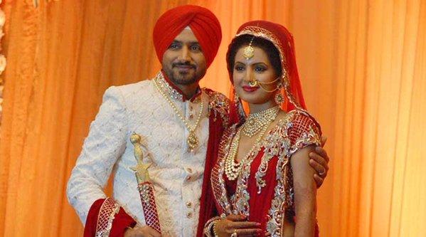 harbhajan geeta wedding