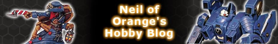 Neil of Orange's Hobby Blog