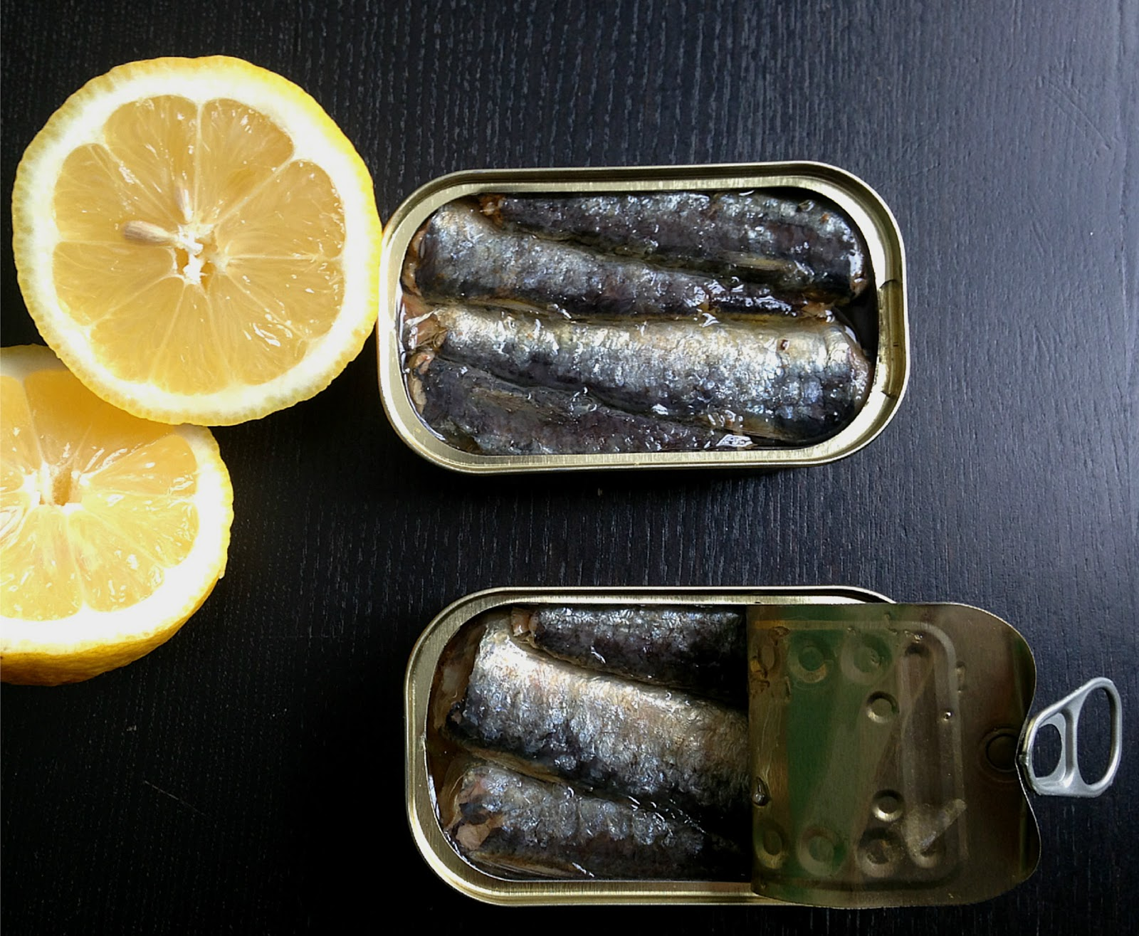 Canned sardines have been known to hold up to 30 years.