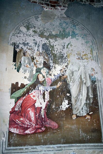 Кающаяся Мария Магдалина. Булзинское подворье. Церковь во имя святого праведного Симеона Верхотурского.