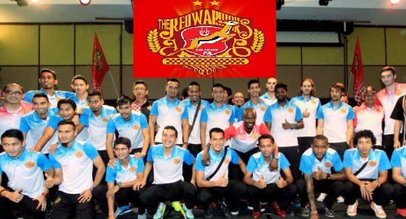 Senarai Pemain Kelantan TRW 2015
