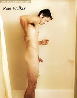 Paul Walker Nude