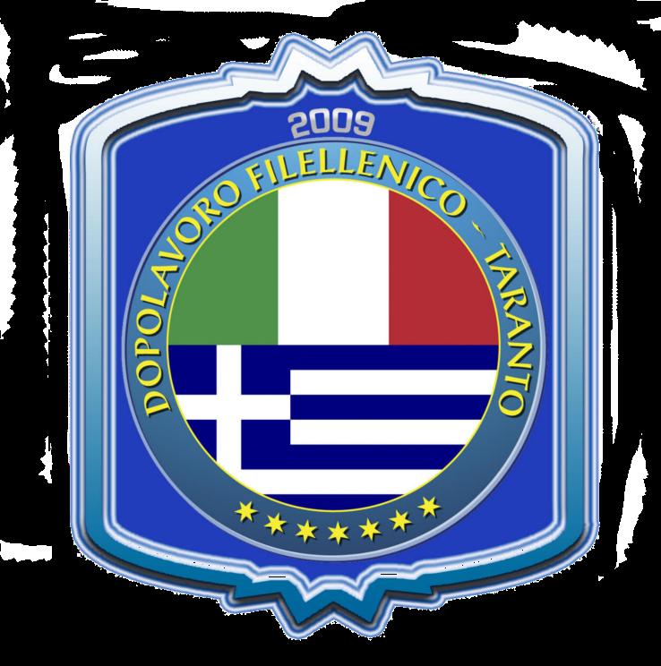 Logo del decimo anno