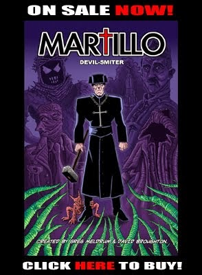 Martillo Comic
