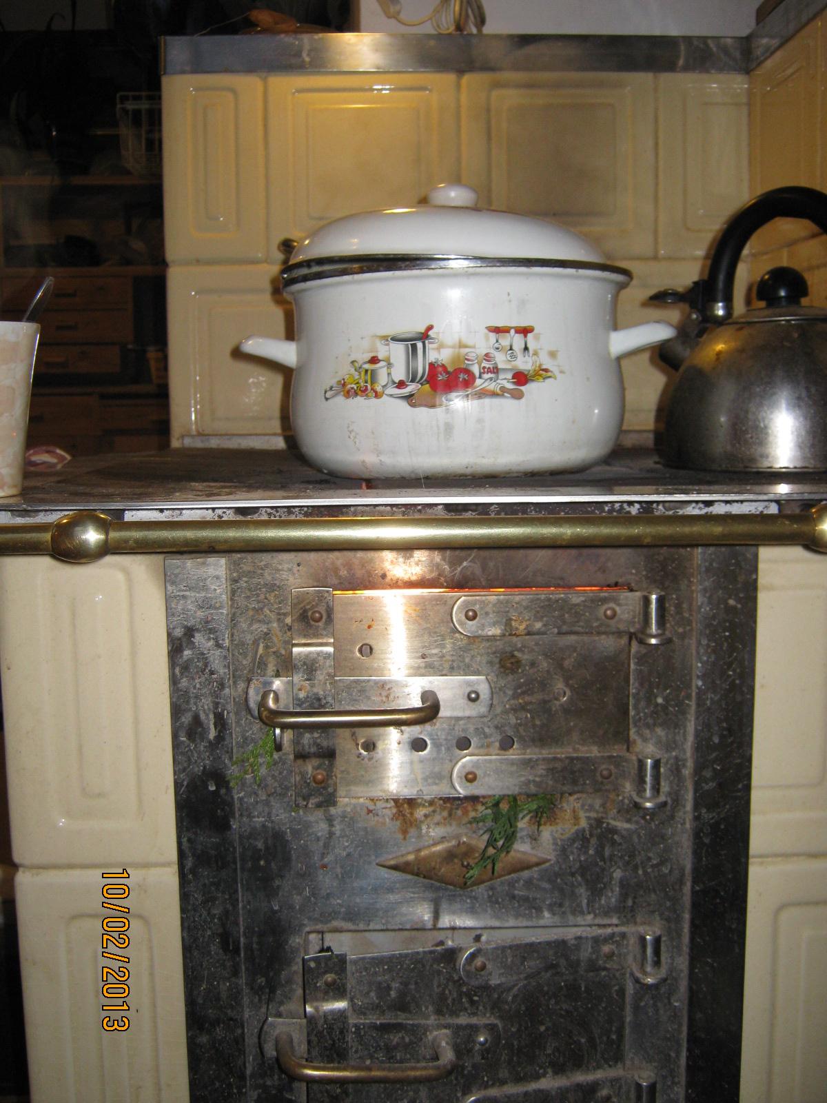 Wystarczy chcieć  lutego 2013 -> Kuchnia Amica Nie Pali Palnik