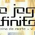 """Capa de """"O Jogo Infinito"""", novo livro de James Dashner"""