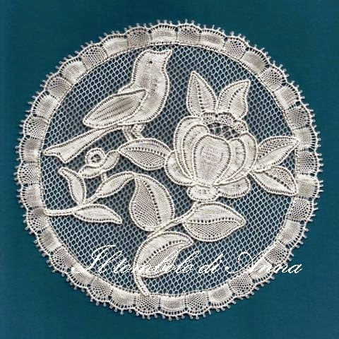 Honiton Lace Patterns The Book Quot Honiton Lace Quot by