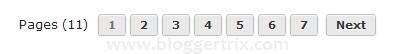 Blogger-Page-Number-Navigation
