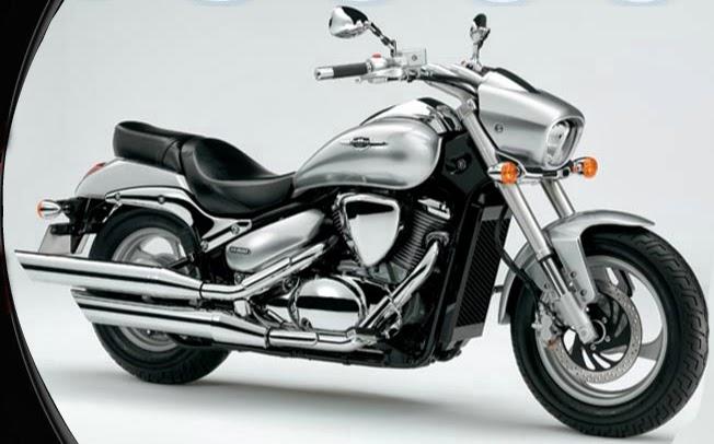 2014 Intruder 800 cc