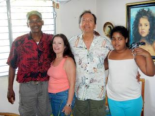 Santiago de Cuba artist Alexis