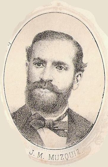 J. M. Múzquiz, diputado carlista en las Cortes de 1870