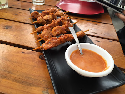 Satay at Asian Box Pune