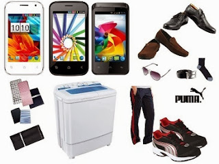 HomeShop18 Superdeal: Buy Videocons Mobiles | Godrej Washing Machine | Graviera Suting Shirtings | Men's Jeans Combo Pack | Puma Shoes Hamper & more