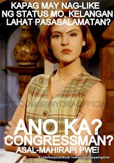 Senyora Santibanez Funny Meme | Funny Pinoy Jokes ATBP | 223 x 320 jpeg 36kB