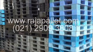 Palet Plastik Bekas – Rajapalletplastik.com