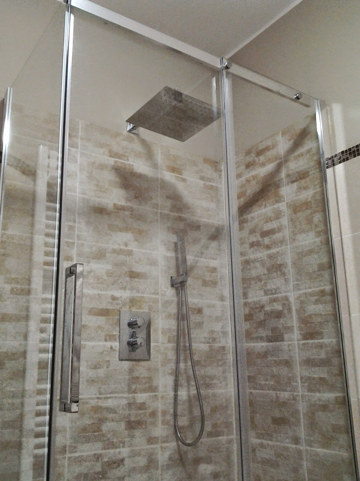 architetto gaetano frudà: bagno moderno - Bagni Moderni Beige