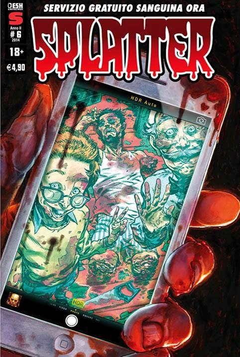 SPLATTER #6