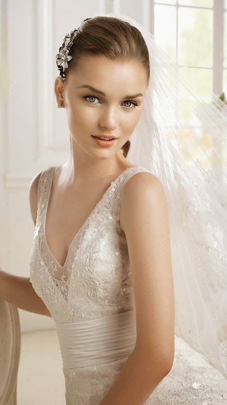 Atelier Diagonal 2014 Spring Bridal Collection