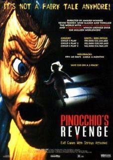 descargar La Venganza de Pinocho – DVDRIP LATINO