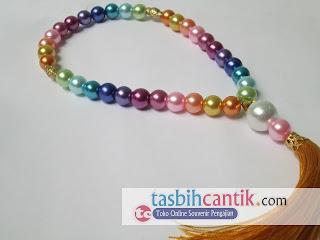 tasbih rainbow