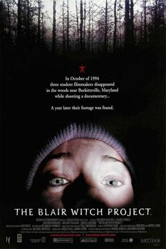 El Proyecto Blair Witch – DVDRIP LATINO