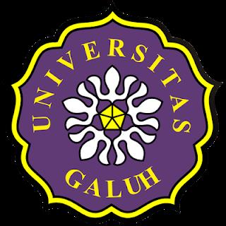 Logo universitas Galuh ciamis