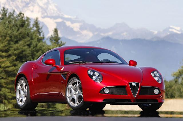 2007-Alfa-Romeo-8C-Competizione-Exterior