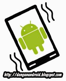 menonaktifkan getar android