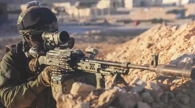 Δεκαέξι Spetsnaz περικυκλώθηκαν από 300 τζιχαντιστές στη Συρία....