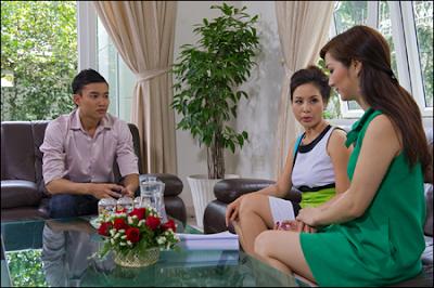 Hình Ảnh Phim Trái Tim Hoa Hồng - VTV9 [2012] trọn bộ Online