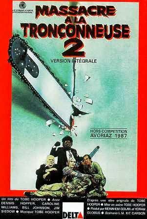 LA TRONCONNEUSE DVDRIP MASSACRE A TÉLÉCHARGER 2003