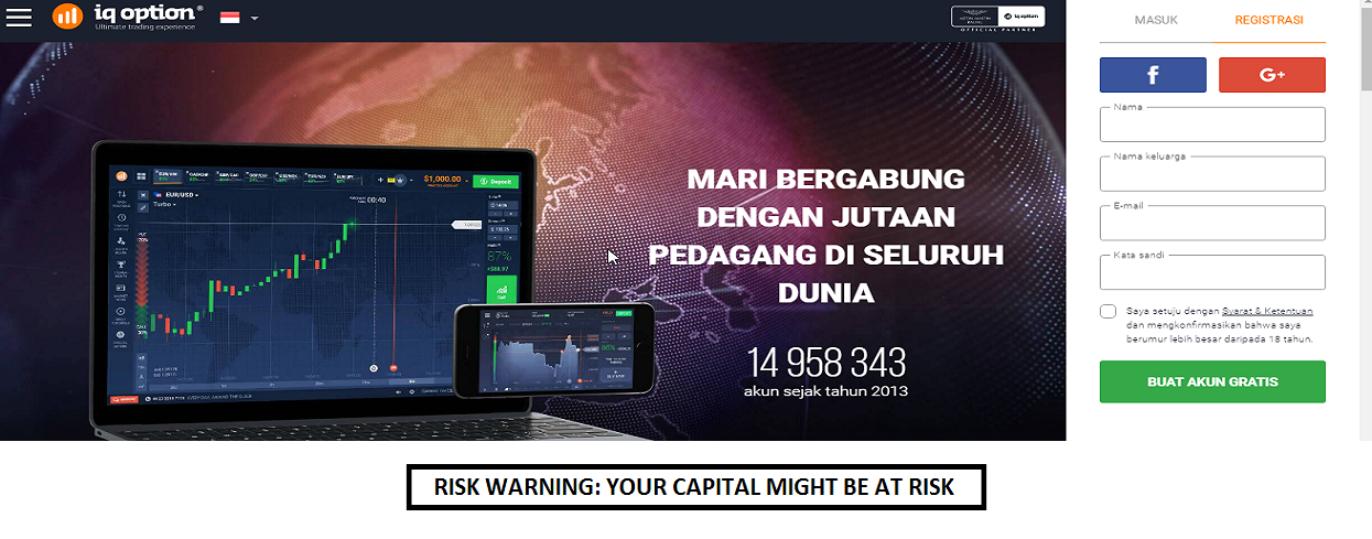 Broker binary option indonesia