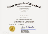 Civil Air Patrol Officer Basic Course Certification