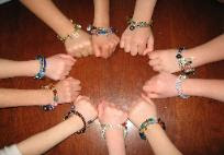 Summer Bead Bracelet Camp
