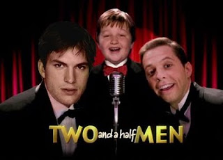 Ashton Kutcher para 'Two and a Half Men'