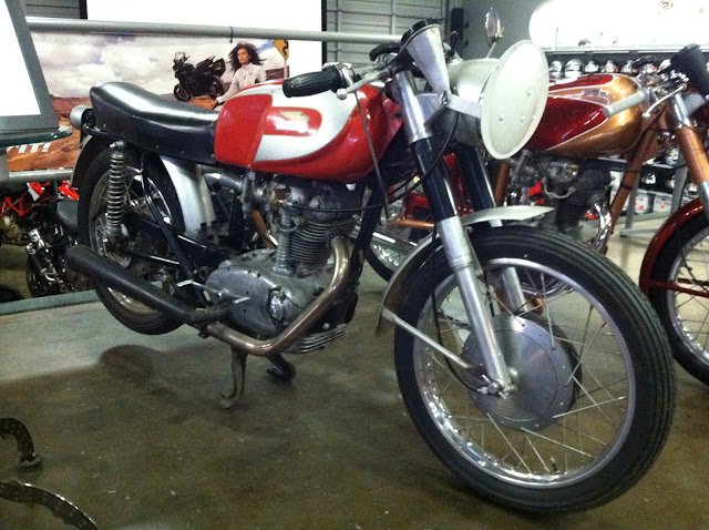 1965 Ducati Diana Mark 3 250