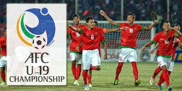 Jadwal Pertandingan Timnas Indonesia Kualifikasi Piala AFC U-19 2013: 8, 10 &12 Oktober