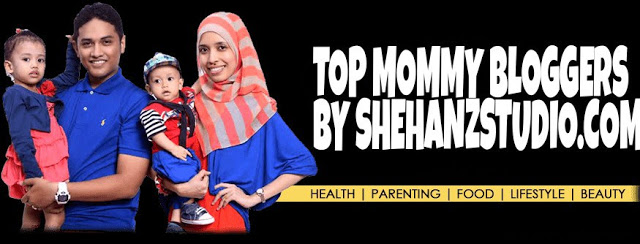 SEGMEN TOP MOMMY BLOGGERS BY SHEHANZSTUDIO.COM