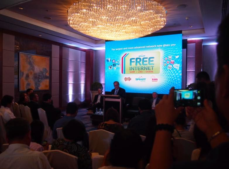FREE Internet Plus Unlimited Facebook To All Smart, Sun, and TNT Subscribers Until Next Year